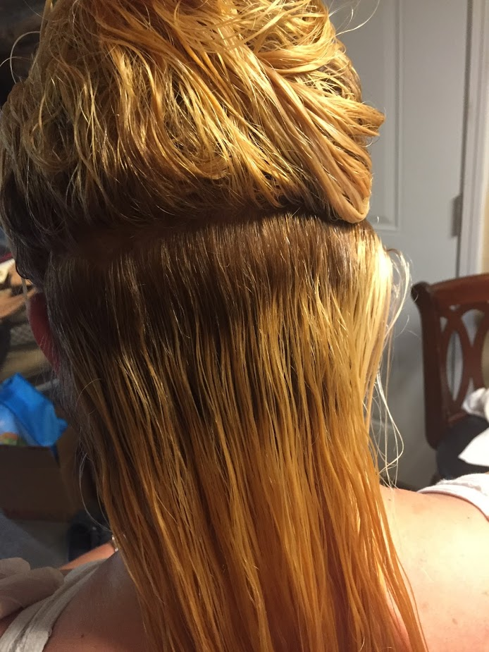After bleach beforet18
